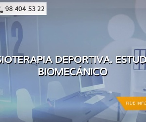 Clínica de fisioterapia en Gijón | Fisio +