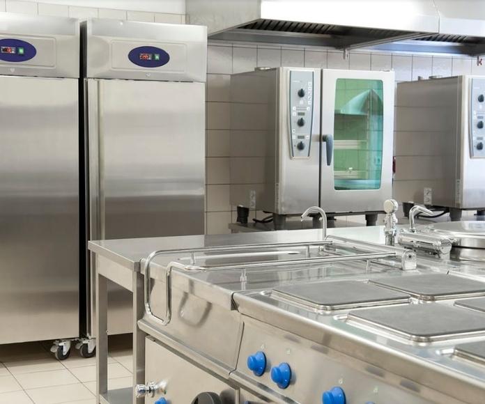 Reparación de maquinaria de alimentación: Servicios de AGM Reparaciones y Mantenimientos