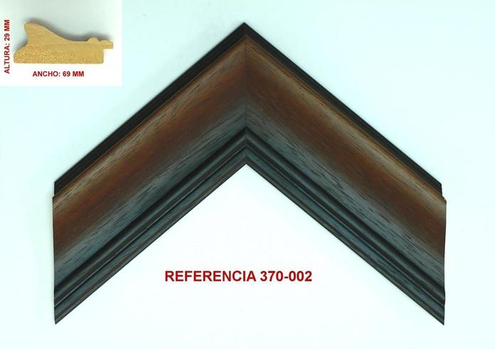 REF 370-002: Muestrario de Moldusevilla