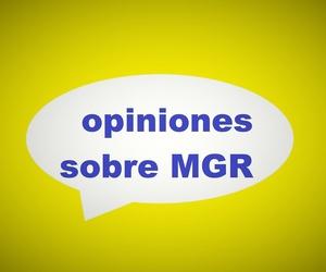Opiniones sobre MGR