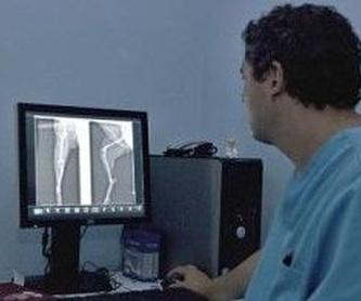 Diagnóstico por imagen: Catálogo de Clínica Veterinaria Jaira
