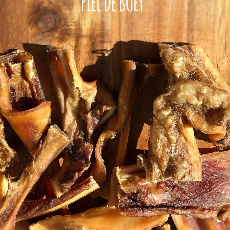 Piel de cabeza de buey: Catálogo de productos de Lobitos & Co.