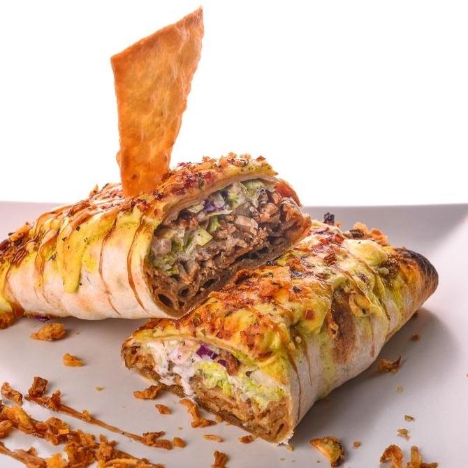 Prueba nuestro kebab