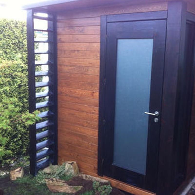 Caseta jardín: Servicios de Grupo Lince