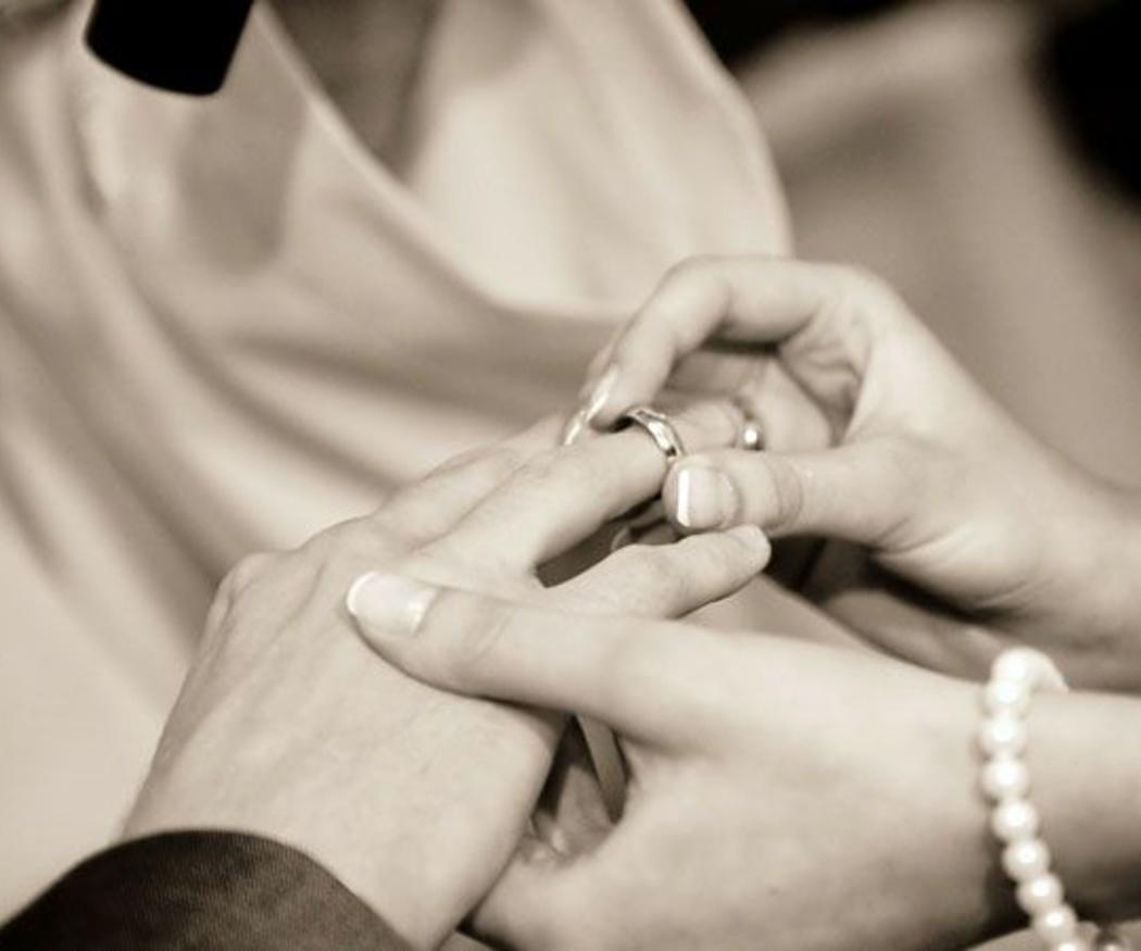 Protocolo básico para bodas