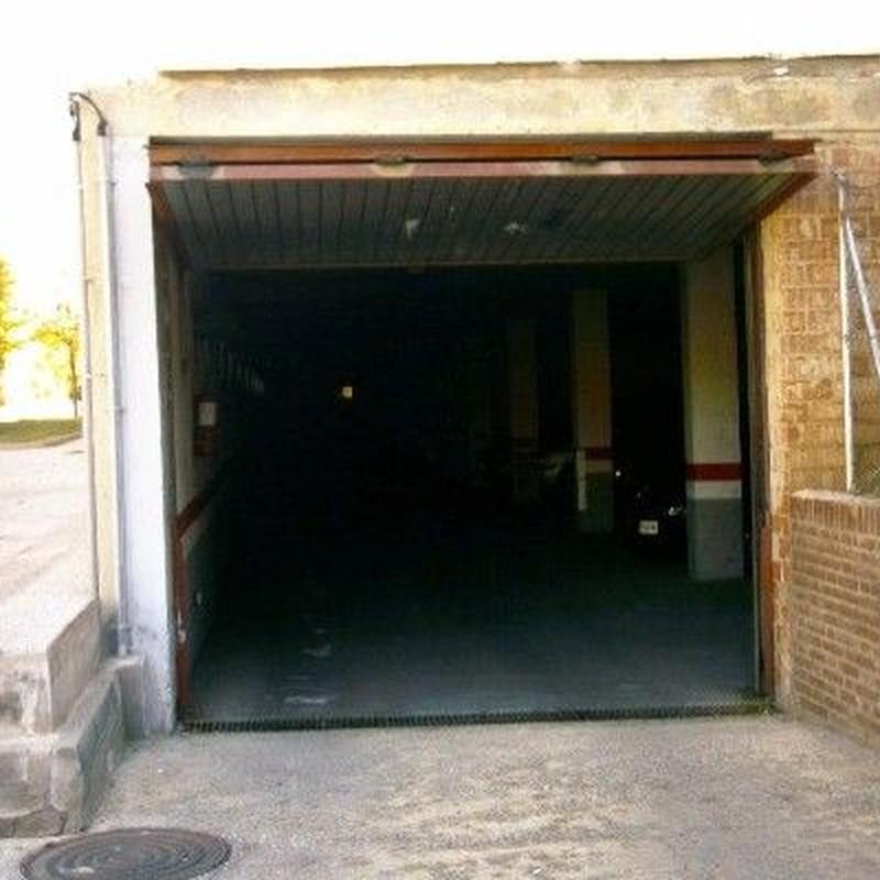 Garajes y trasteros en alquiler: Productos de Simar Inmobiliaria