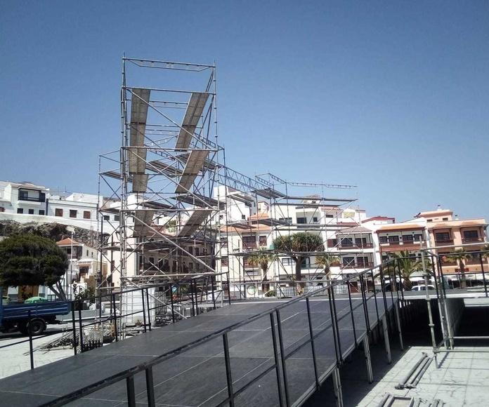 Carnavales Candelaria (2ª parte)