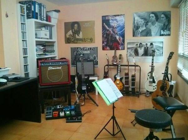 Clases de piano y guitarra para niños en Bilbao