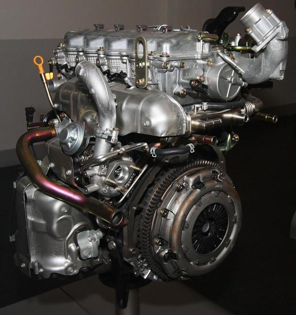 Motor diesel: Catálogo de Talleres Díaz Valero, S.L.