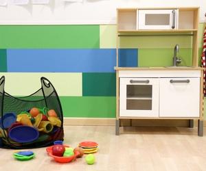 Zona cocinita Escuela Infantil La Cotorrera
