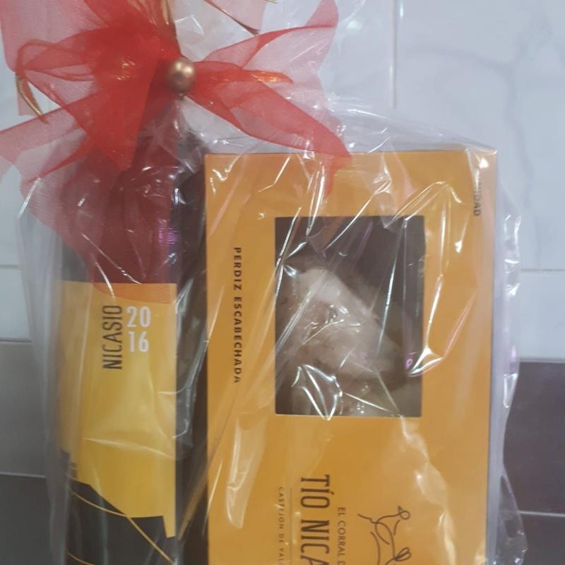 Cestas regalo: Productos y servicios de Carnicería Charcutería Valero y Marimar