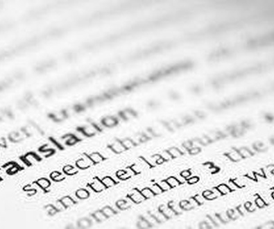 ¿Qué es un traductor jurado? / What is a sworn translator?