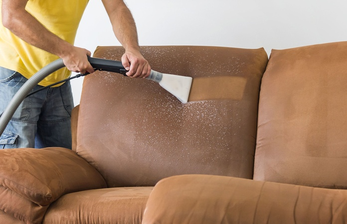 Limpieza de tapizados