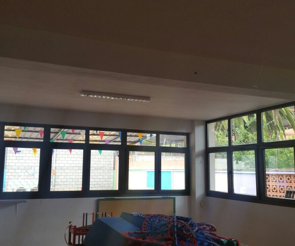 Obra en PVC Kommerling Serie Optima