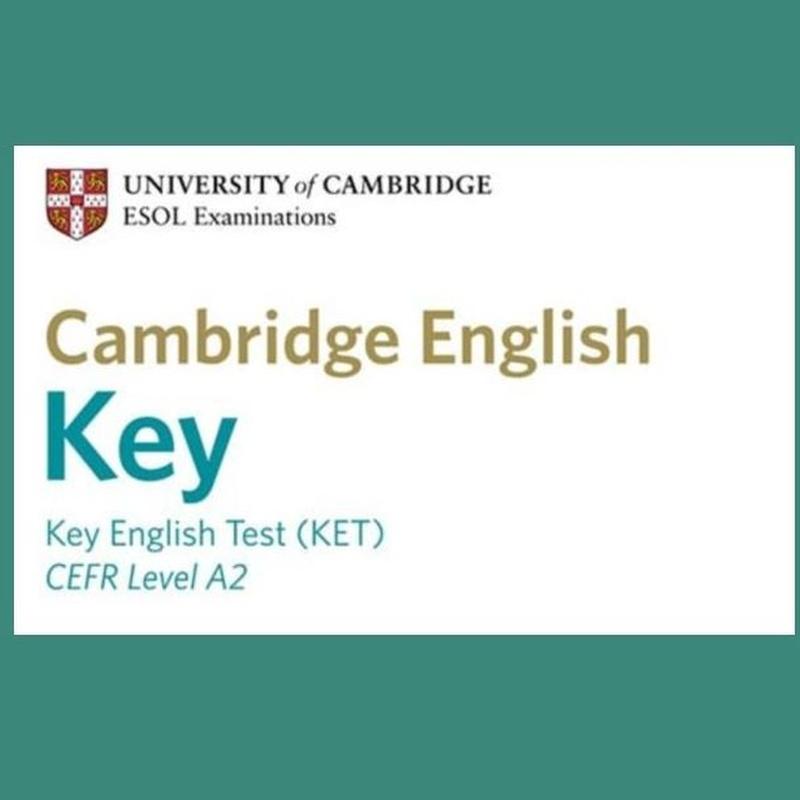 Image Courtesy of University of Cambridge ESOL Examinations
