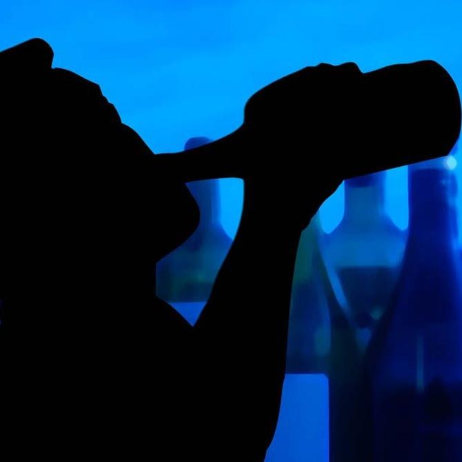 Reconocer a un alcohólico en cuatro síntomas