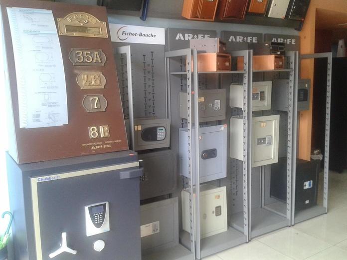 Compra de Cajas fuertes en Tenerife