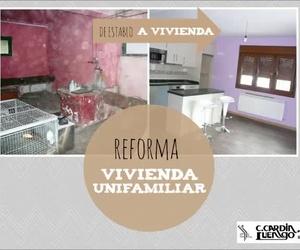 Reforma vivienda unifamiliar