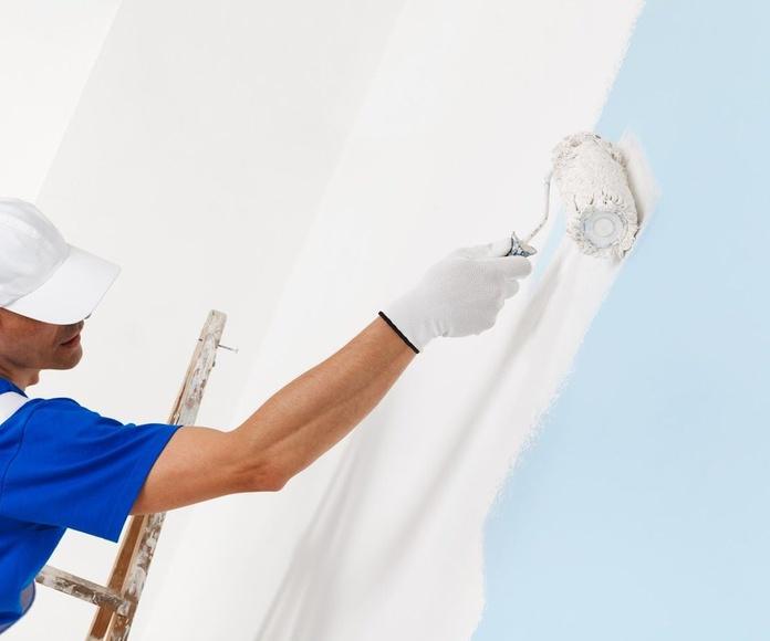 Pintura: Servicios de Construcciones y Reformas Arturo