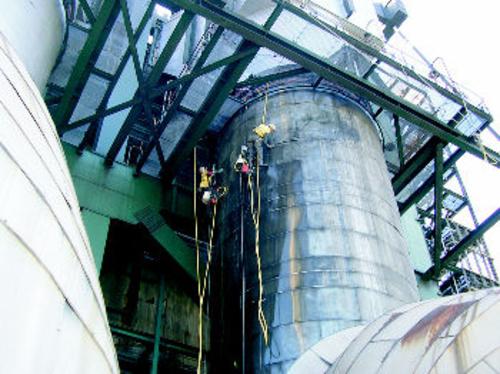 Trabajos verticales Oviedo