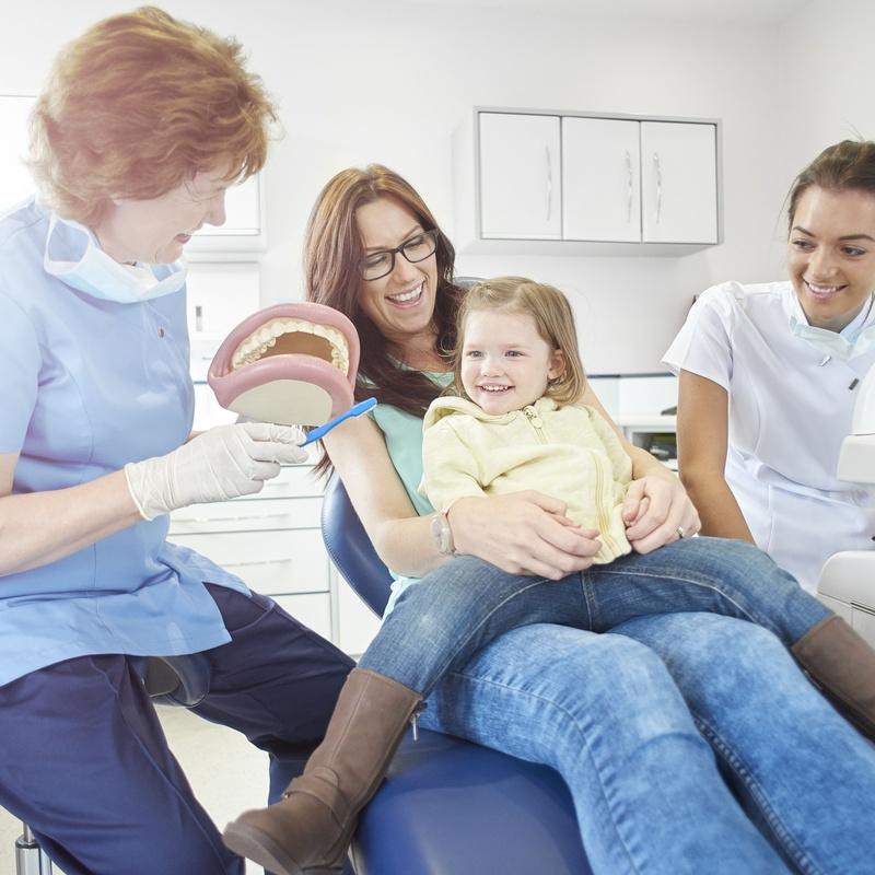 Odontología infantil: Servicios de Humanes Dental