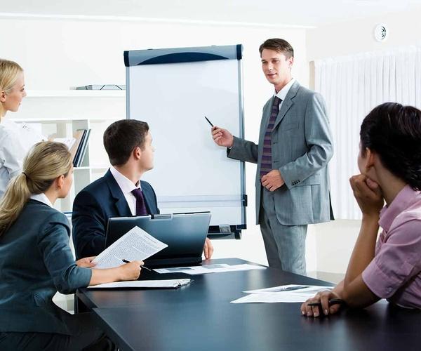 Clases de inglés en empresa: información necesaria