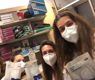 Ayúdanos, No bajes la guardia frente al coronavirus.