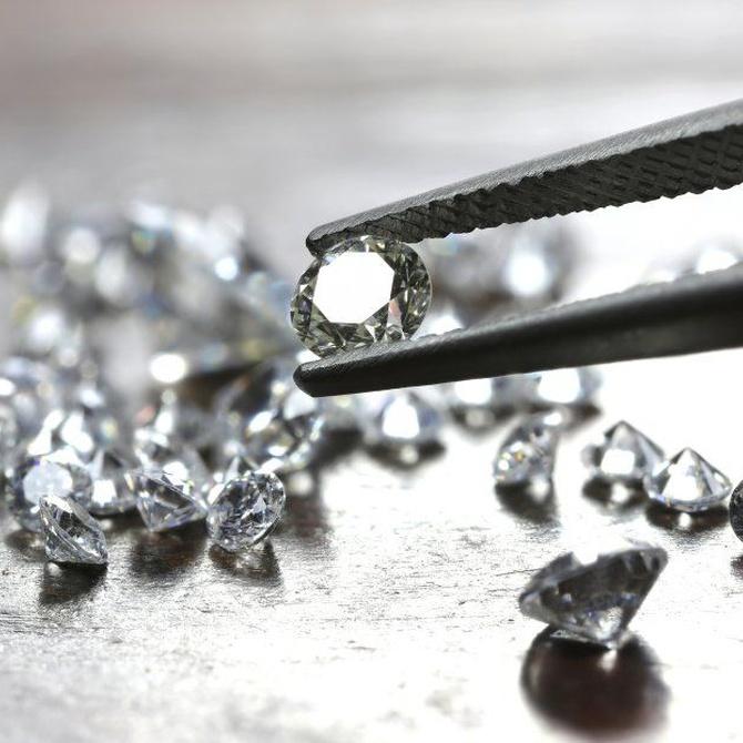 Origen de los diamantes