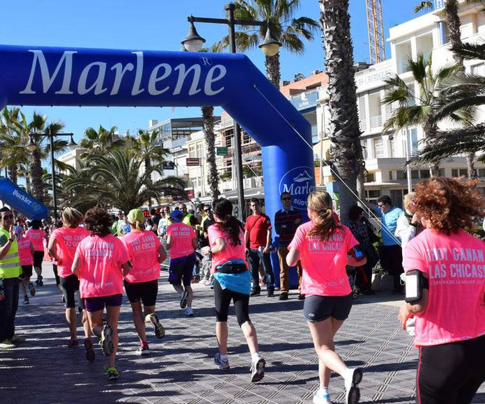Carrera de la mujer 2015 . Vitoria-Gasteiz 7 JUNIO