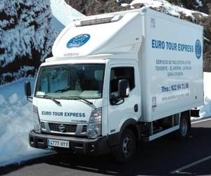 Transporte de mercancía a temperatura controladas
