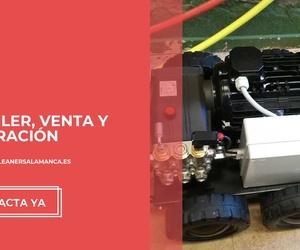 Maquinaria de limpieza en Salamanca | Tecnocleaner