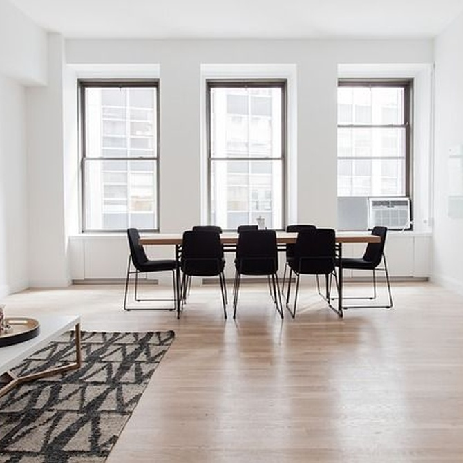 Consigue la mejor temperatura para tu hogar con la carpintería de aluminio