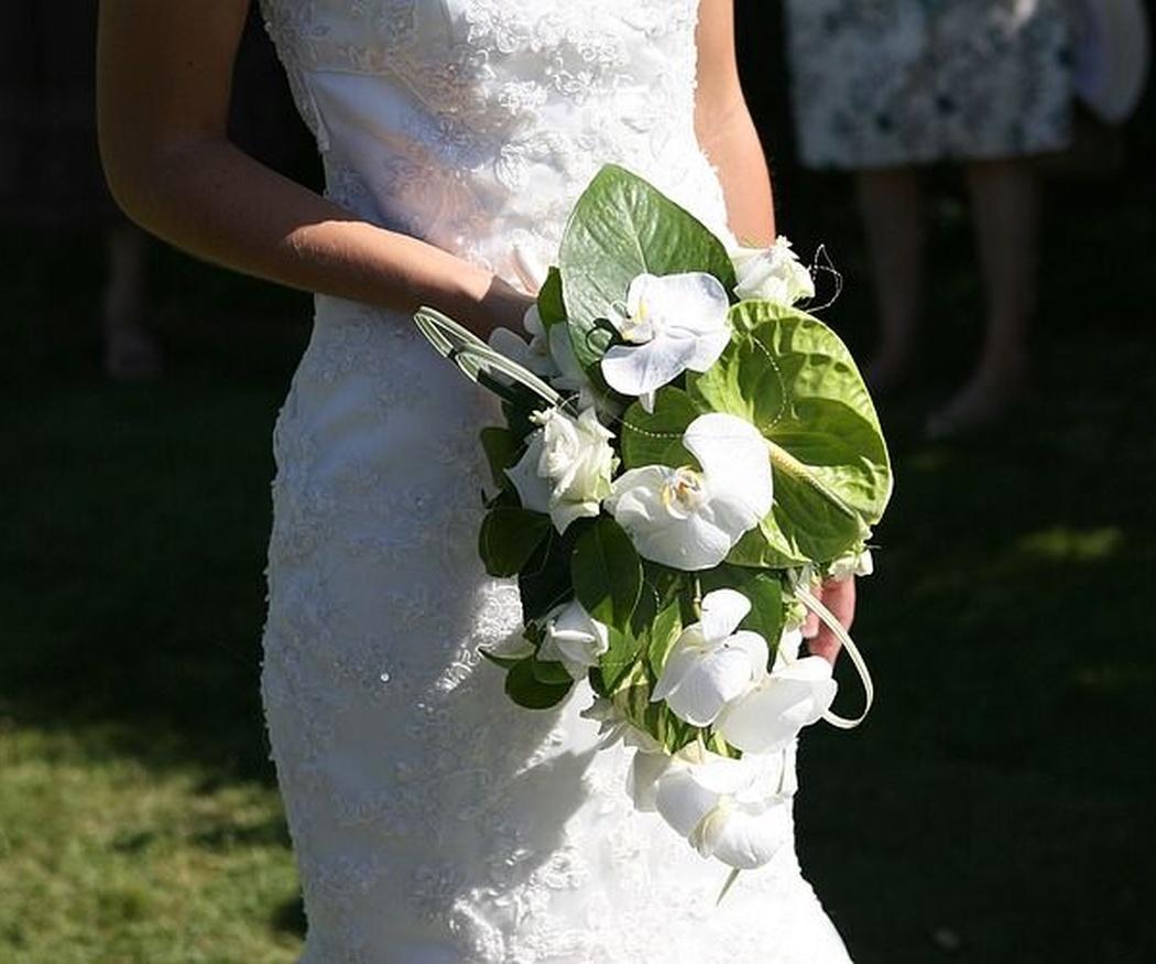 Elegir el vestido de novia según tu cuerpo