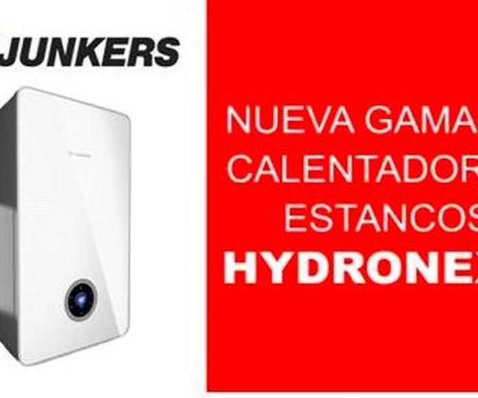 Calentadores: SERVICIOS de Calefacciones Hermanos Córdoba, S. L.