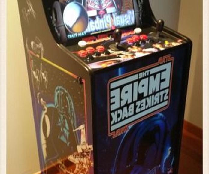Recreativa clasic: Máquinas recreativas de Arcade Retro