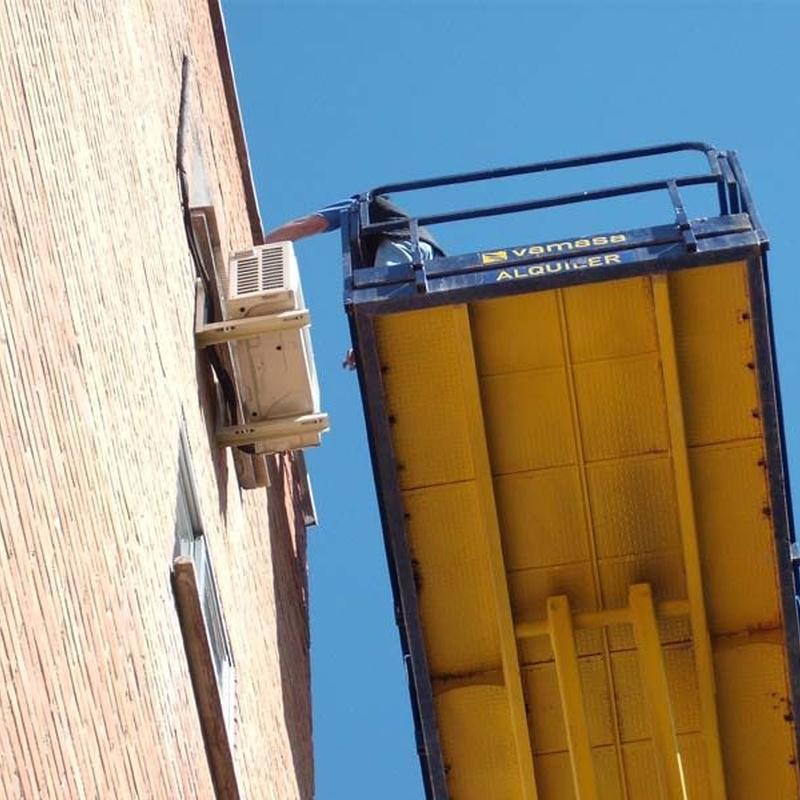 Rehabilitación Edificios: Trabajos realizados  de Cubiertas Imperdur, S.L.