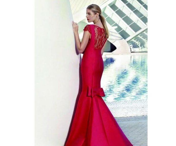 Vestidos de fiesta: Catálogo de Modas Platinium Ceremonias