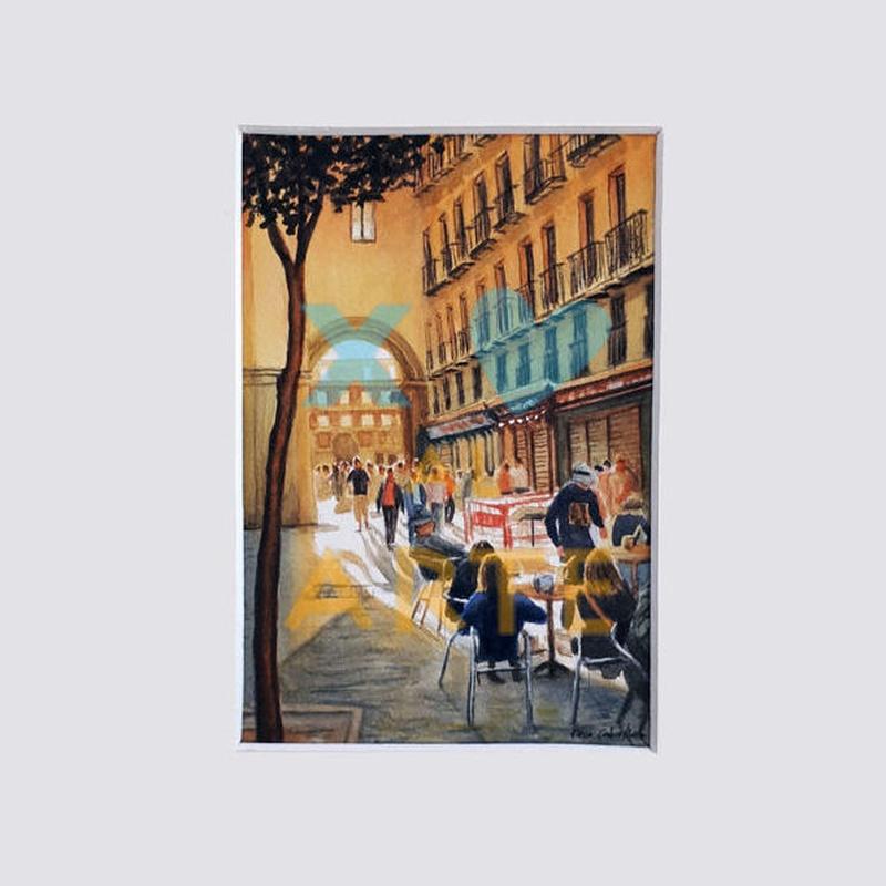 Plaza Mayor: Catálogo de X Amor Al Arte