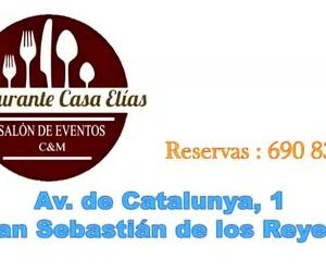 Galería de Cocina latinoamericana en San Sebastián de los Reyes | Restaurante Casa Elías