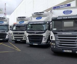 Transporte de mercancía a temperatura ambiente