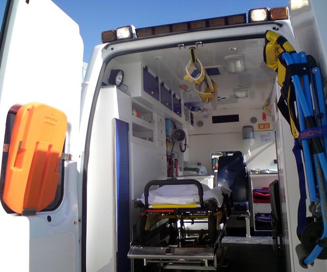 Diferencias entre una ambulancia común y una UVI Móvil