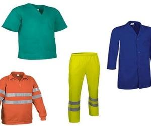 Personaliza tu ropa laboral