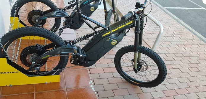 BULTACO BRINCO Rb: Productos de Bultaco & Bike Doctor