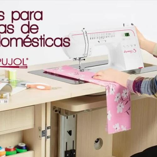 Máquinas de coser en    J. Pujol