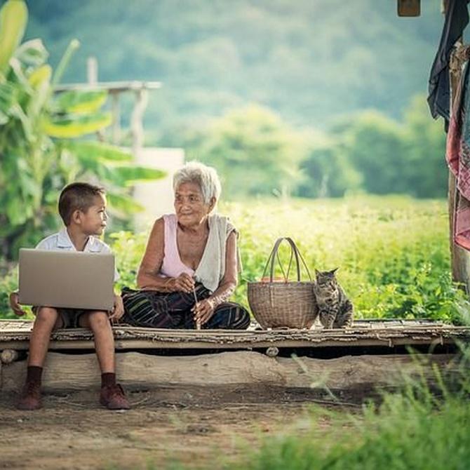 Cómo hacer felices a los mayores