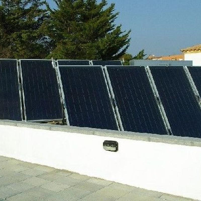 Instalador de placas solares en Tarragona