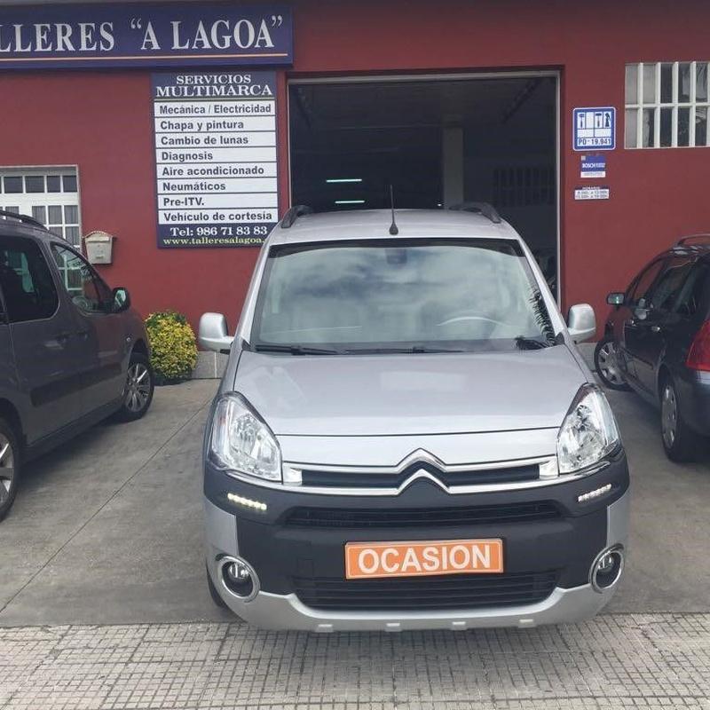 Citroën Berlingo Xtr:  de Ocasión A Lagoa