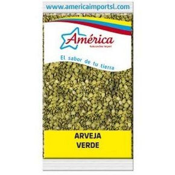 Arveja partida America 500 gr: PRODUCTOS de La Cabaña 5 continentes