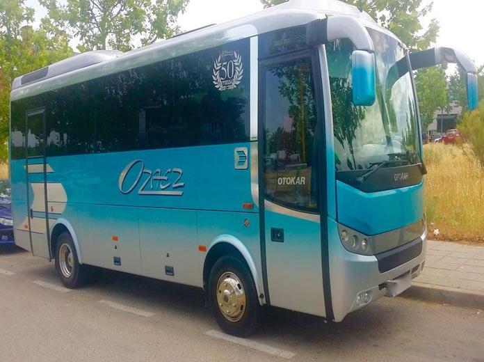 Servicios para colegios: Servicios de Autocares Ozaez