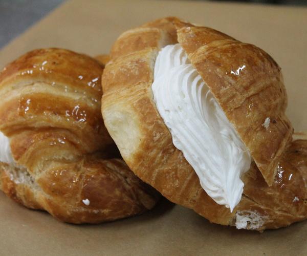 Croissant nata